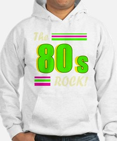 the 80s rock light 2 Hoodie