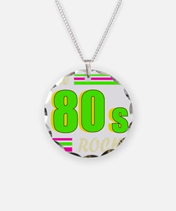 the 80s rock light 2 Necklace