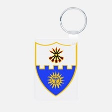 DUI - 22nd Infantry Regime Keychains
