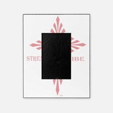 TribeWomenCross1Pink Picture Frame