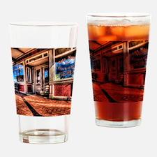 12x12blkwater_cityhall Drinking Glass