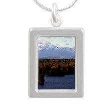 mt katardin keepsake box Silver Portrait Necklace