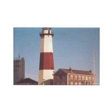 Montauk Light Rectangle Magnet