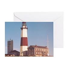 Montauk Light Greeting Card