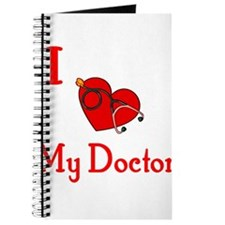 I Love My-Doctor Journal