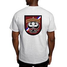 AP.org Flash Ash Grey T-Shirt