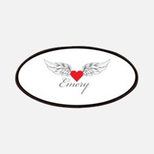 Angel Wings Emery Patches