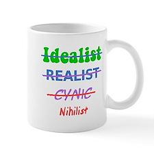 Evolution Of A Nihilist Mugs