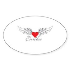 Angel Wings Emilee Decal