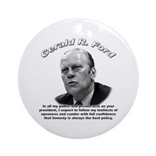 Gerald R. Ford 01 Ornament (Round)