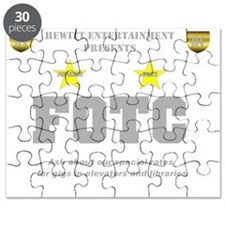 Hewitt FOTC gray clear Puzzle