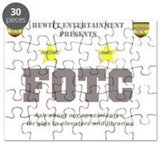 Hewitt FOTC graygold II clear Puzzle