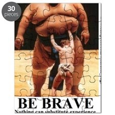 BE BRAVE2 Puzzle