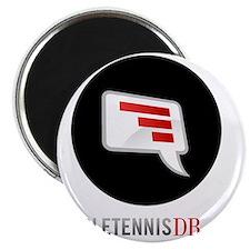 TTDB Logo on White Magnet