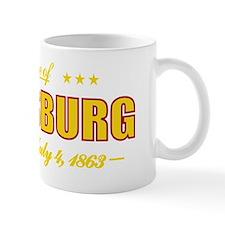 Vicksburg (battle) pocket Mug