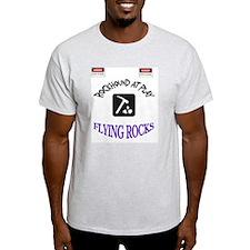 Rockhound Danger Shirt T-Shirt