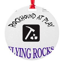 Rockhound Danger Shirt Ornament