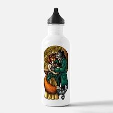 MyFaireLadyLarge2 Water Bottle