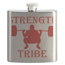 TribeSquatred Flask