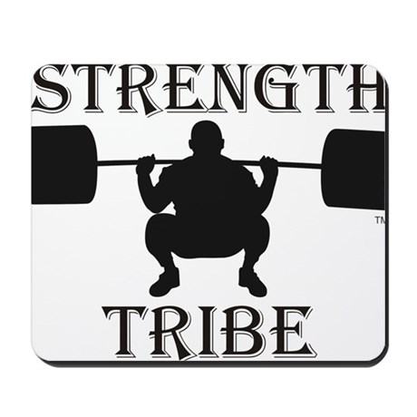 TribeSquat Mousepad