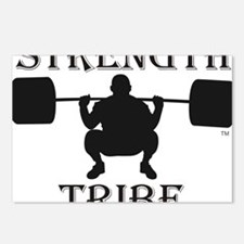TribeSquat Postcards (Package of 8)