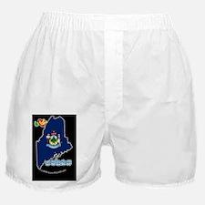 MEstateFlagILYbbt Boxer Shorts