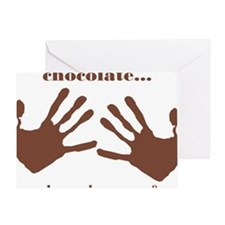 chocolate.gif Greeting Card