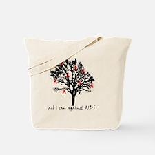 blacktreeaids Tote Bag
