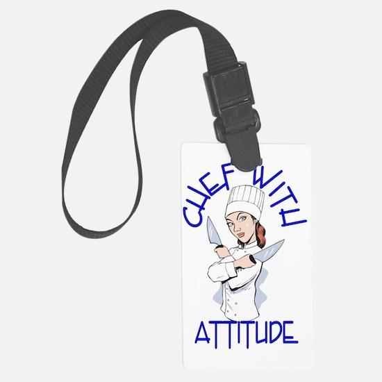 cwa_female_shirt_cr Luggage Tag