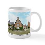 Wroxton Village Cottages. Small Mug