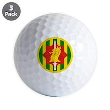 89th MP Brigade Golf Ball