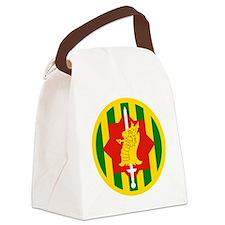89th MP Brigade Canvas Lunch Bag