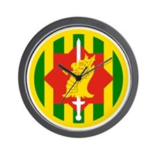 89th MP Brigade Wall Clock