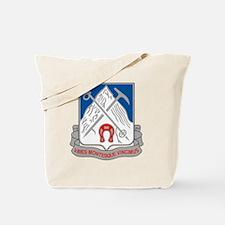 87th Infantry Regiment Tote Bag