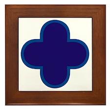 88th Infantry Division Framed Tile