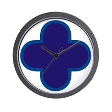 88th Infantry Division Wall Clock