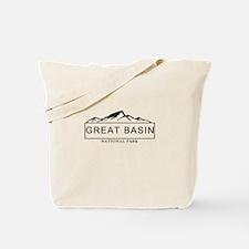Great Basin - Nevada Tote Bag