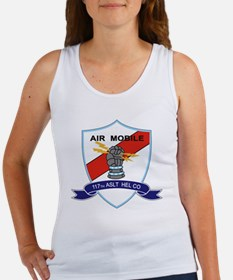 117th Assault Helicopter Co Women's Tank Top