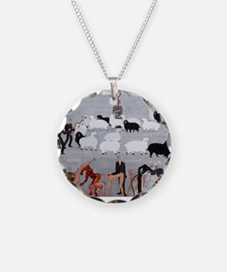 We the Sheeple Necklace