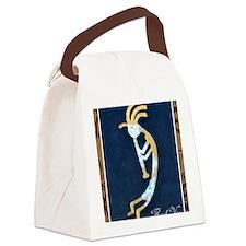 kokopelli Canvas Lunch Bag