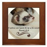 Ferret Framed Tiles