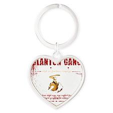 bloodmeridian Heart Keychain