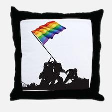 Gaywo Jima Throw Pillow
