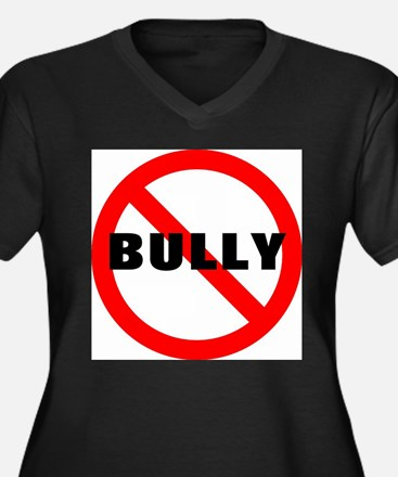 No Bully Plus Size T-Shirt