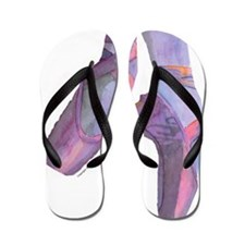 pointe_ballet_slippers_pink Flip Flops