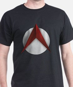 The Scathing Atheist (Logo Only) T-Shirt