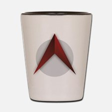 The Scathing Atheist (Logo Only) Shot Glass
