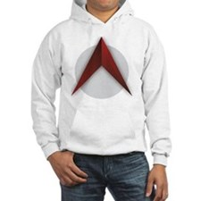 The Scathing Atheist (Logo Only) Hoodie