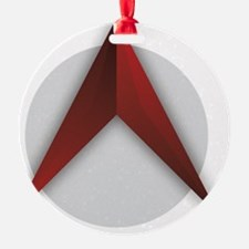 The Scathing Atheist (Logo Only) Ornament