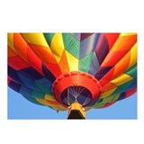 Hot air ballooning Postcards
